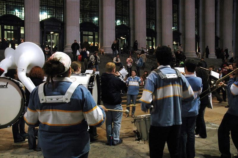 Columbia University band shuts down, cites troubled history