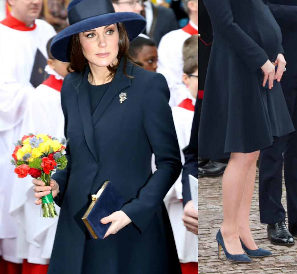Kate Middleton Top Pregnancy Style Moments