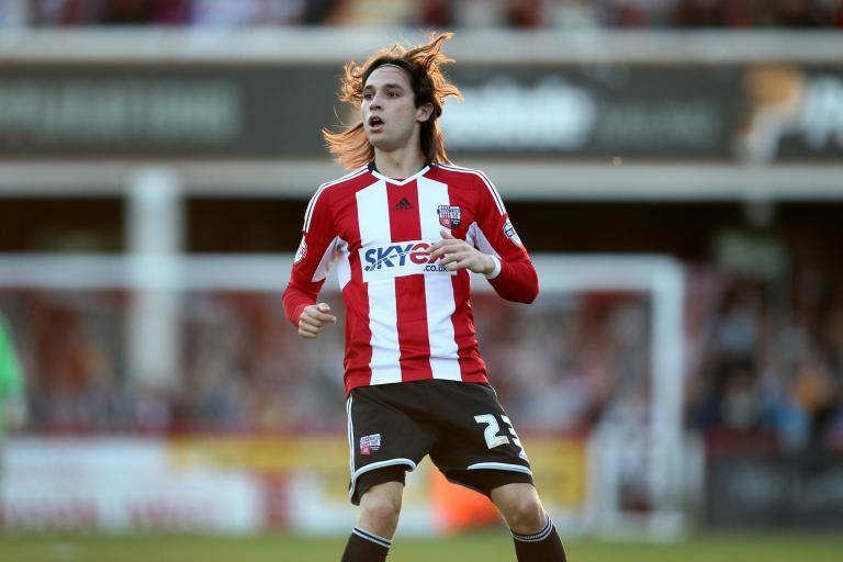 Jota signs for Birmingham City in £6m deal from Brentford