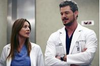 <p>Introduced in season 2 as a hot foil to Dempsey's McDreamy, Eric Dane played Mark Sloan (a.k.a. McSteamy), the plastic surgeon Derek's ex-wife, Addison, had an affair with. </p>
