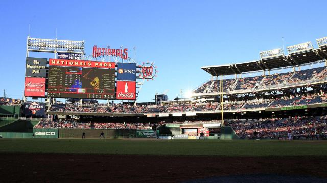 <p>Kavanaugh is known to be a Nats fan, and apparently had no qualms spending lots of money to see his favorite team.</p>