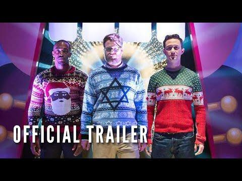 "<p>In <em>The Night Before,</em> a group of friends (played by Seth Rogen, Joseph Gordon-Levitt, and Anthony Mackie) get together for their Christmas Eve tradition, determined to make it epic since it's their last before one of the guys becomes a dad for the first time.</p><p><a href=""https://www.youtube.com/watch?v=kOBdxkhJvHQ"" rel=""nofollow noopener"" target=""_blank"" data-ylk=""slk:See the original post on Youtube"" class=""link rapid-noclick-resp"">See the original post on Youtube</a></p>"