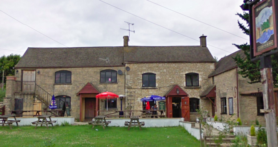The Old Neighbourhood Inn in Stroud has banned under-21s from entering due to recent behaviour. (Google)