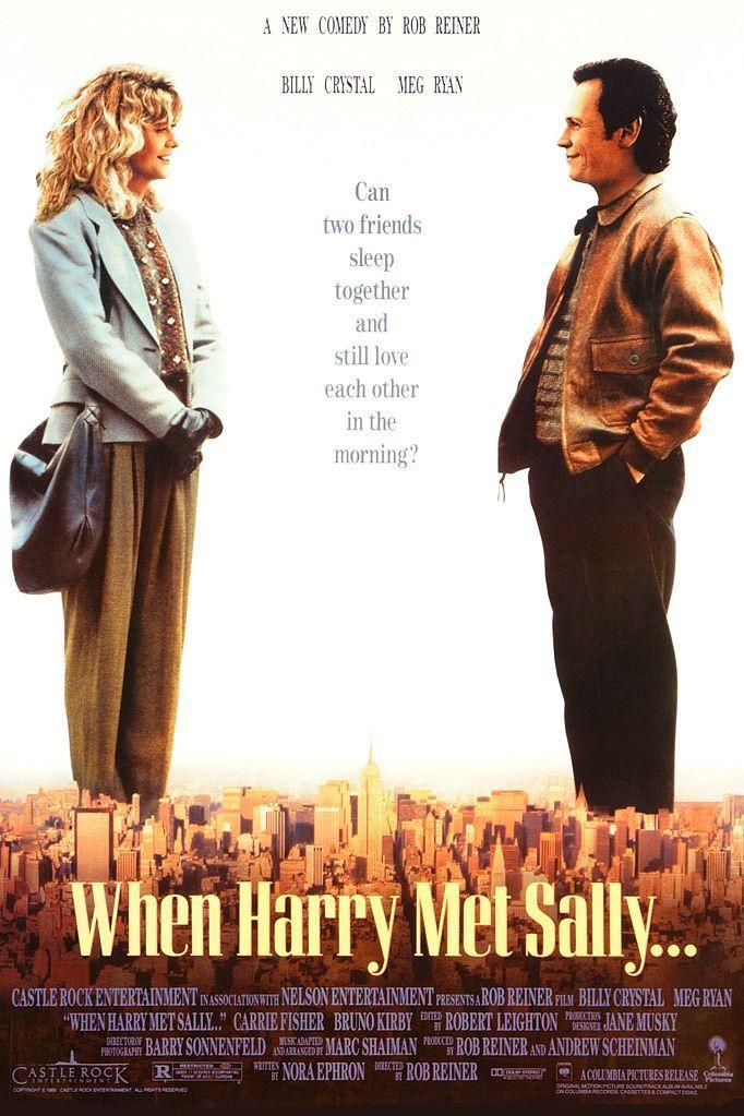 "<p>""I came here tonight because when you realize you want to spend the rest of your life with somebody, you want the rest of your life to start as soon as possible.""</p><p><em>—When Harry Met Sally </em>(1989)</p>"