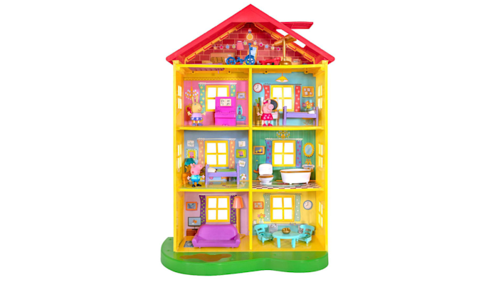 Best gifts and toys for 2-year-olds: Peppa Pig Fancy Family Home Playset