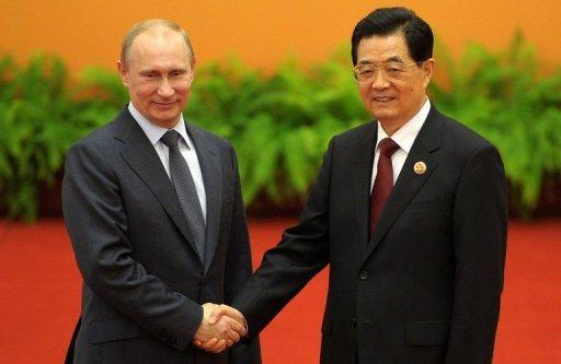 Russia and China have vetoed two Security Council resolutions against Assad's regime