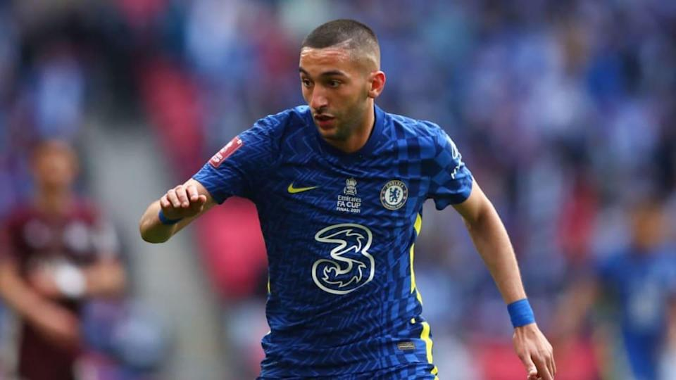 Ziyech busca minutos fuera del Chelsea | Marc Atkins/Getty Images
