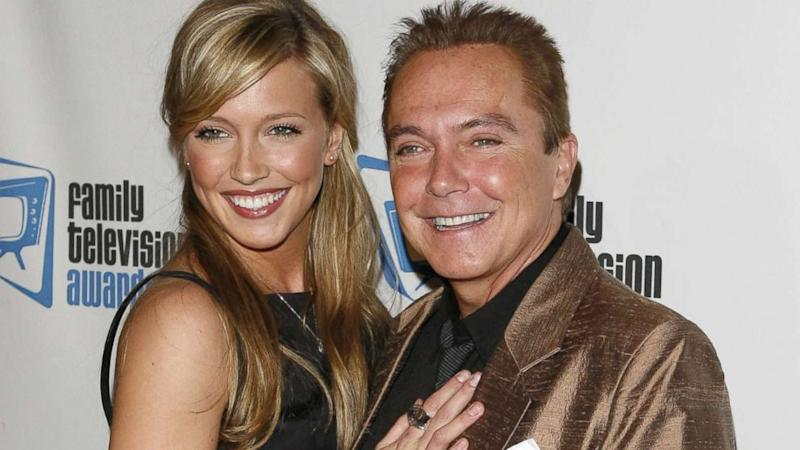David Cassidy's daughter reveals his final words