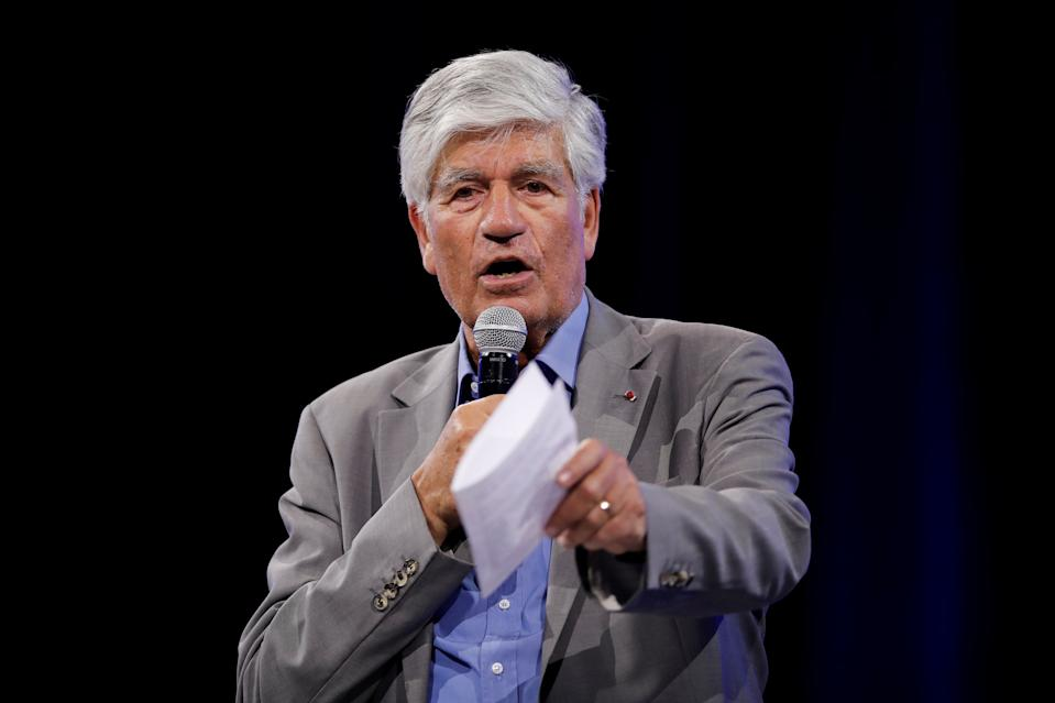 Maurice Levy, chair of Publicis. Photo: Benoit Tessier/Reuters