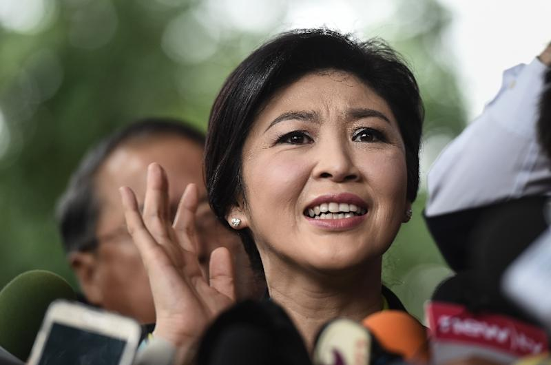 'Thai ousted PM Yingluck has fled abroad'