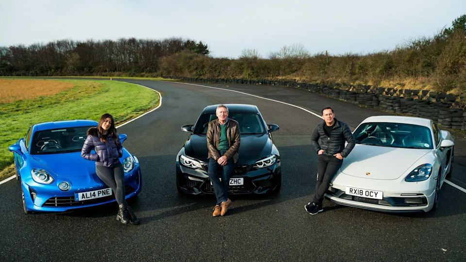 Tiff Needell back on TV with Lovecars
