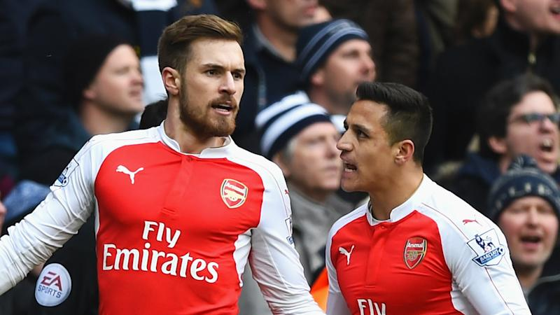 Ramsey warns Juventus of Sanchez threat