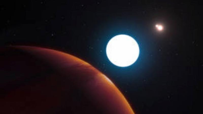 Newly Discovered Strange Planet Has 3 Suns