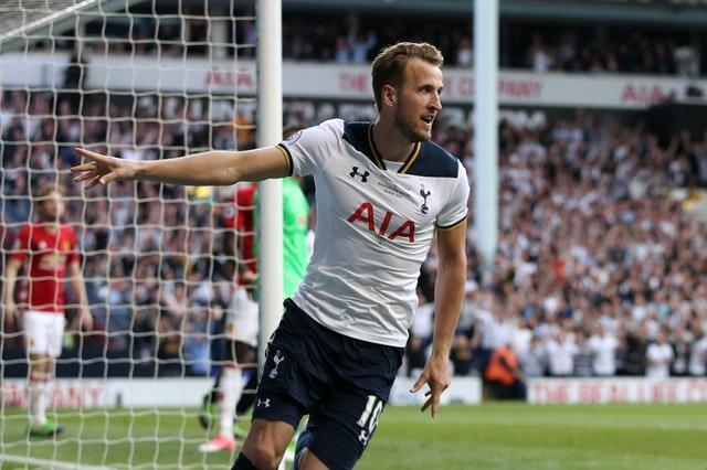 Kane was the last Tottenham goalscorer at White Hart Lane