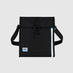 """<p><strong>Built</strong></p><p>builtny.com</p><p><strong>$14.99</strong></p><p><a href=""""https://www.builtny.com/collections/lunch-bags/products/icehouse-cube-lunch-bag"""" rel=""""nofollow noopener"""" target=""""_blank"""" data-ylk=""""slk:BUY NOW"""" class=""""link rapid-noclick-resp"""">BUY NOW</a></p><p>Okay now this one has a little more style, which may or may not be your jam, but it's good to have options. Also interesting: The bag has three removable freezable gel packs on its various panels for greater cooling power.</p>"""