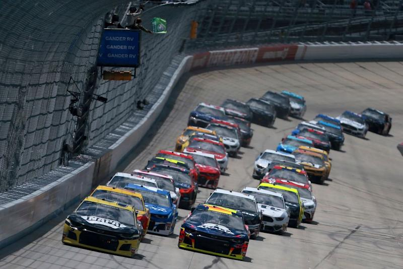 Dover NASCAR weekend to be held without fans