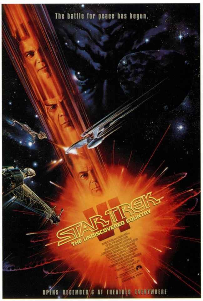 """Star Trek VI: The Undiscovered Country"" - 1991"