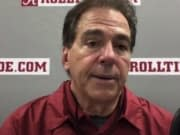 Watch: Nick Saban breaks down Alabama's win over Tennessee