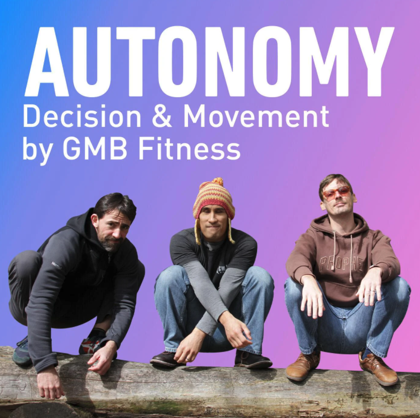 <p>As in physical freedom; doing things you want without limitation or pain and not doing the things you don't want, like revolving your life around exercise. Hosts and GMB Fitness co-founders Ryan Hurst, Andy Fossett and Jarlo Ilano have backgrounds in martial arts, gymnastics and physical therapy, and are full of good advice. 'If you hate formulaic fitness podcasts, you just might be in the right place.'</p>