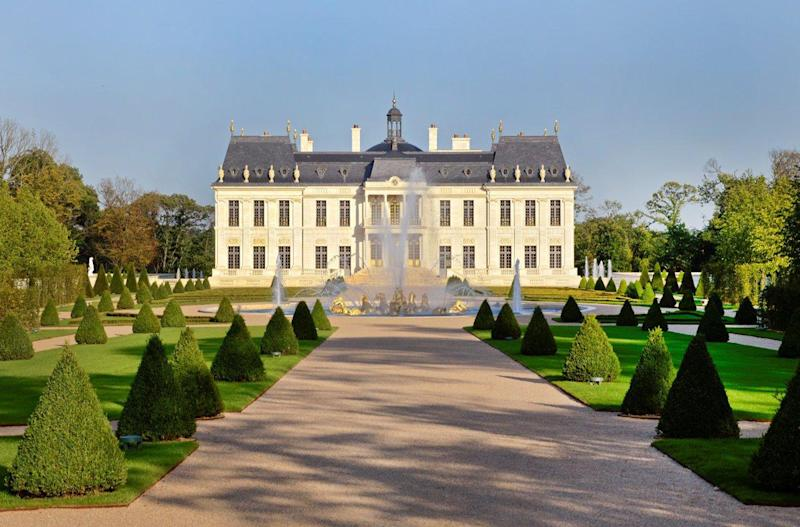 The Chateau Louis XIV sold for whopping £200m in 2015 (Wikimedia)