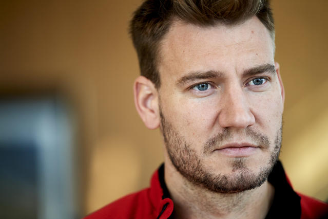Nicklas Bendtner has reportedly been arrested for punching a taxi driver and breaking his jaw