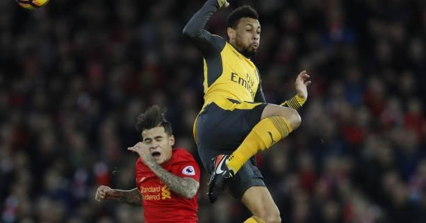 Foot - ANG - Arsenal - Francis Coquelin titulaire contre Leicester, pas Olivier Giroud