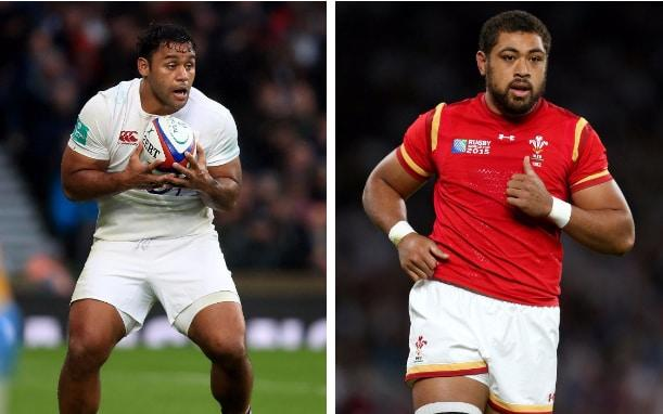 Billy Vunipola and Taulupe Faletau will be the No.8s