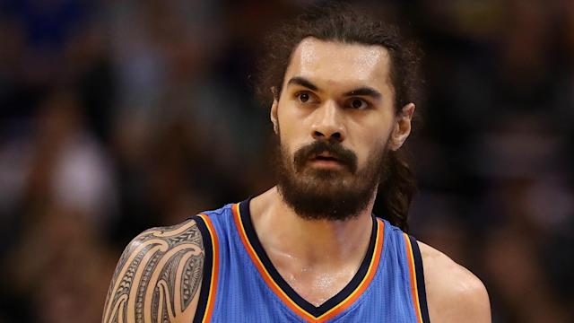 Steven Adams knows exactly the pain Bradley Beal is in.