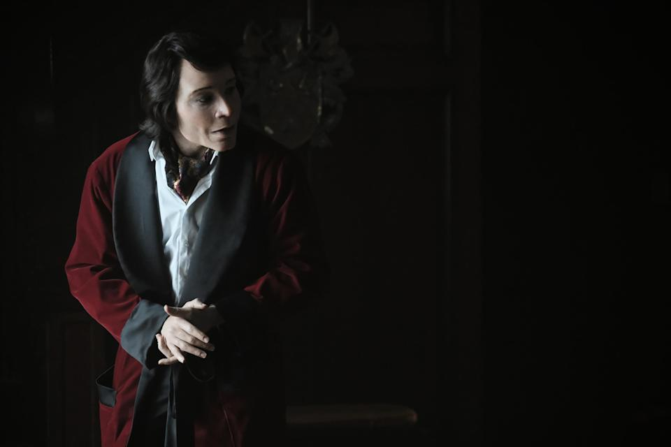 Donald Glover as Teddy Perkins in <em>Atlanta.</em> (Photo: Guy D'Alema/FX)
