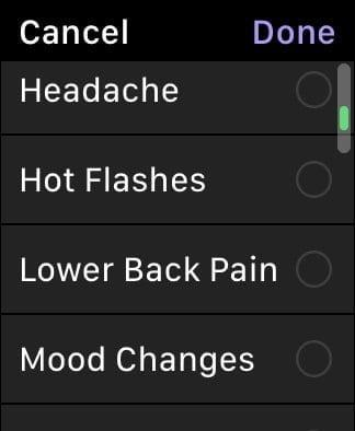 how to track your period with cycle tracker on the apple watch cycle4