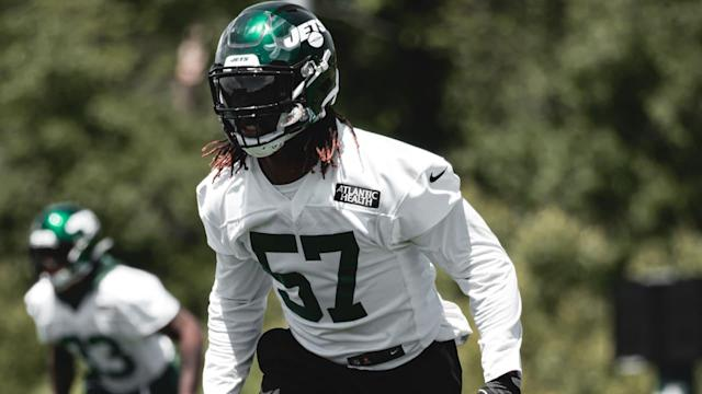C.J. Mosley Promises to Bring Stability to the Jets