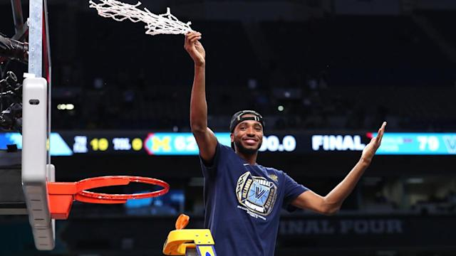 Mikal Bridges looks to be a lottery pick in the 2018 NBA Draft. He shares how his mother has helped him get to this point.