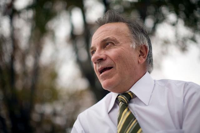 Then-Rep. Tom Tancredo(R-Colo.) is seen in Washington, D.C., Oct. 23, 2007.