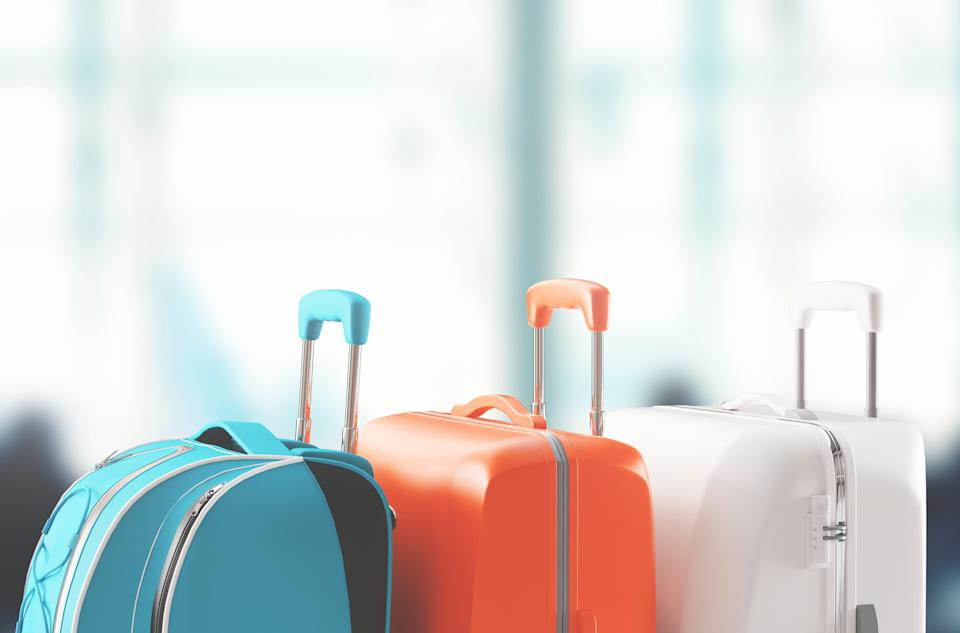 Make the most of your suitcase on your next holiday (via Getty Images)