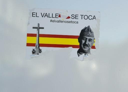 Franco's great-grandson heads the 'Do not touch The Valley' movement