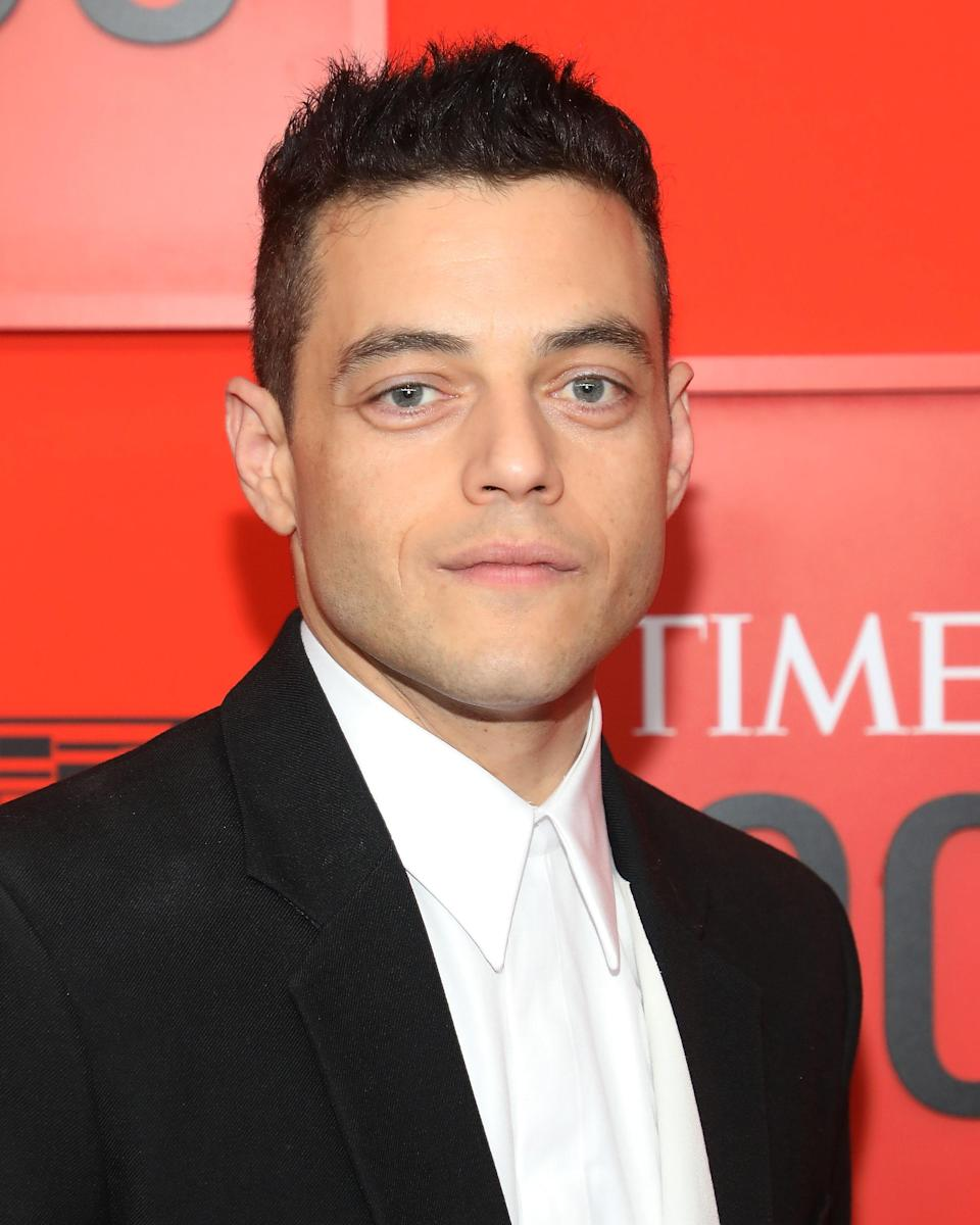 NEW YORK, NY – APRIL 23: Rami Malek attends the 2019 Time 100 Gala at Frederick P. Rose Hall, Jazz at Lincoln Center on April 23, 2019 in New York City. (Photo by Taylor Hill/FilmMagic)