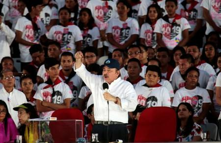 OAS peace mission to Nicaragua says denied entry by Ortega government