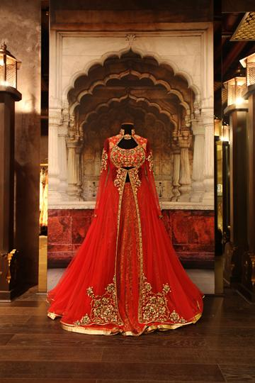 Ashima Leena couture in New Delhi