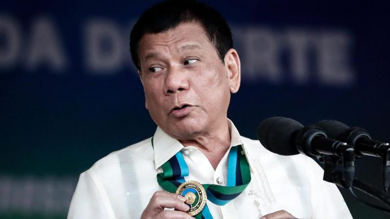 Duterte to stop Filipino online gambling