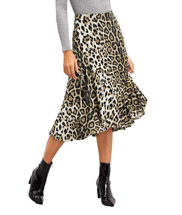 """<strong><a href=""""https://www.amazon.com/WDIRARA-Womens-Casual-Leopard-Multicolor/dp/B07KG3XD4R/ref?tag=thehuffingtop-20"""" target=""""_blank"""" rel=""""noopener noreferrer"""">Find it for $18 on Amazon.</a></strong>"""