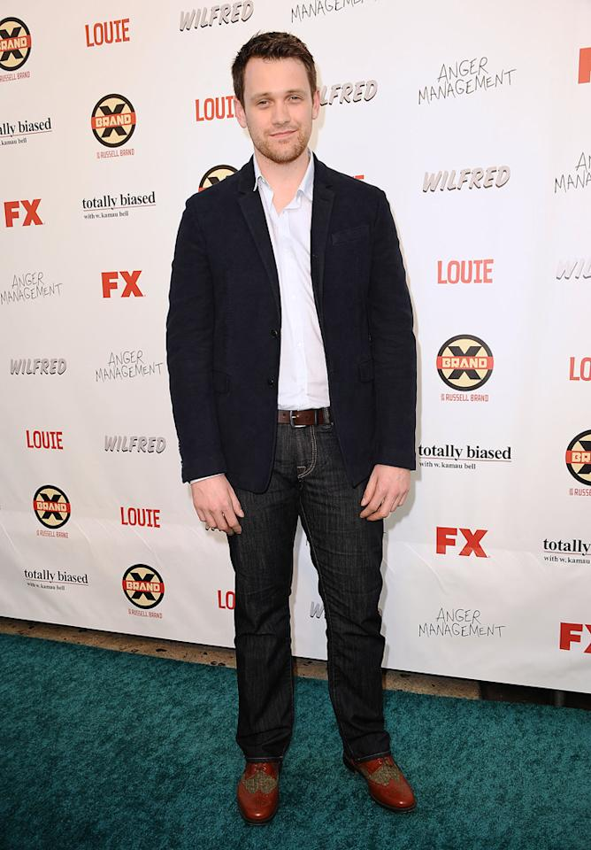 Michael Arden attends the FX Summer Comedies Party at Lure on June 26, 2012 in Hollywood, California.