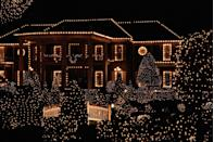 """<p>Pile in the car and set out to see the best and brightest lights in your neighborhood. Bring along a thermos of <a href=""""https://www.countryliving.com/food-drinks/g2776/hot-chocolate-recipes/"""" rel=""""nofollow noopener"""" target=""""_blank"""" data-ylk=""""slk:hot chocolate"""" class=""""link rapid-noclick-resp"""">hot chocolate</a> and get your favorite <a href=""""https://www.countryliving.com/life/entertainment/g29326536/best-christmas-songs/"""" rel=""""nofollow noopener"""" target=""""_blank"""" data-ylk=""""slk:Christmas songs"""" class=""""link rapid-noclick-resp"""">Christmas songs</a> playing for a memorable night out.</p>"""