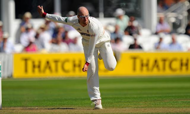 Jack Leach, the leading English spinner in the County Championship in the past two seasons, will join England in New Zealand.