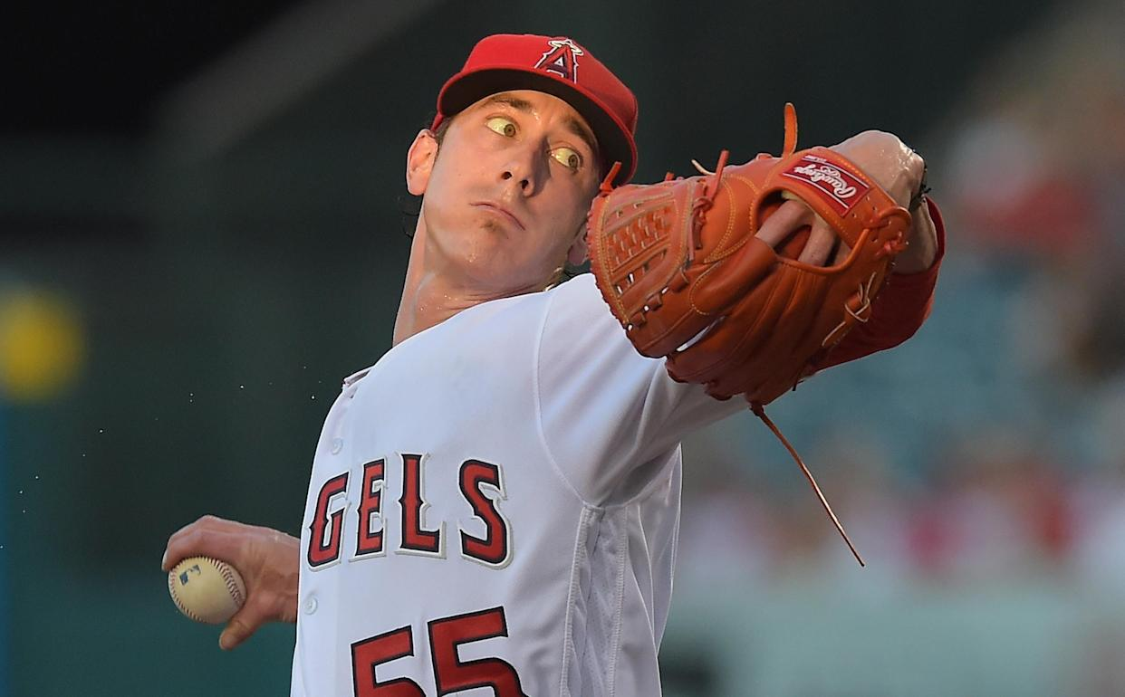 Rangers pitcher Tim Lincecum plans on wearing No. 44 this year in honor of his late brother, Sean. (Getty Images)