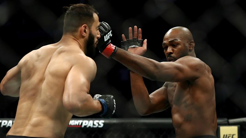 UFC rematches we want to see: Jon Jones v Dominick Reyes