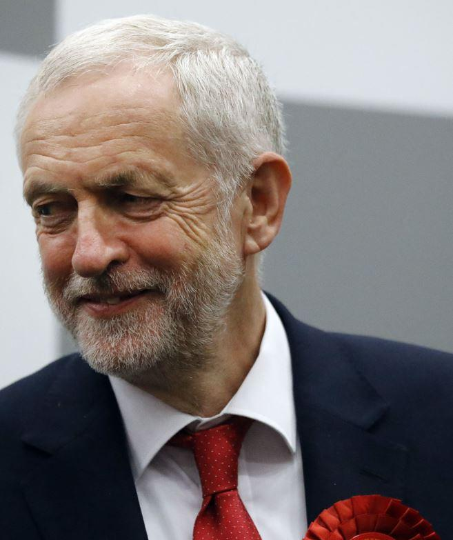 The result has strengthened Jeremy Corbyn's position as Labour Party leader (Rex)