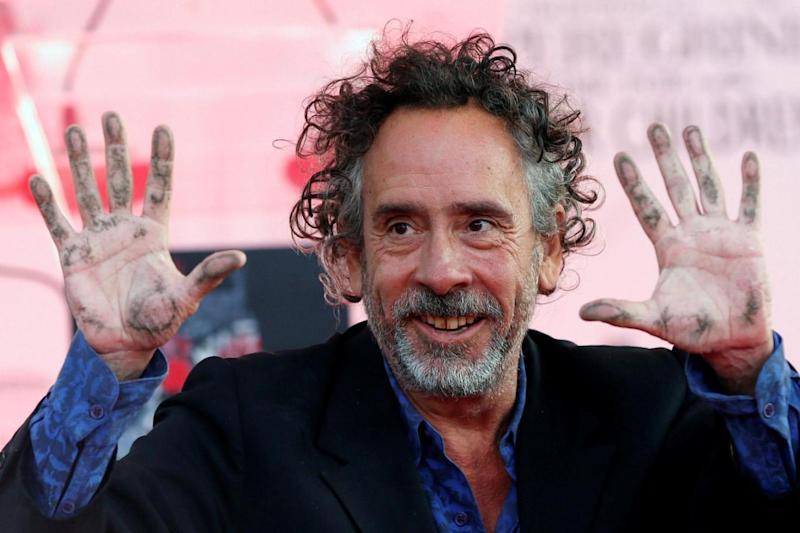 Director: Tim Burton is behind the magical remake (Mario Anzuoni/Reuters)