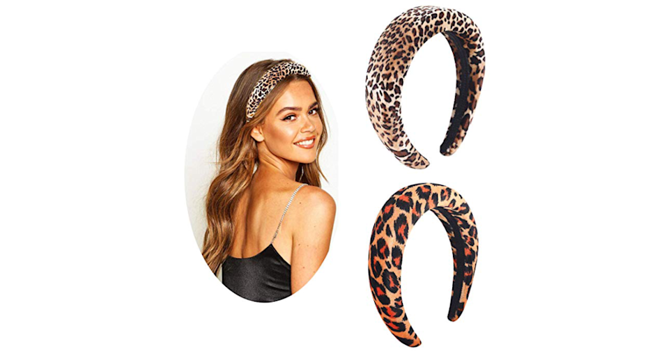 Going-out hair made simple. (Photo: Amazon)