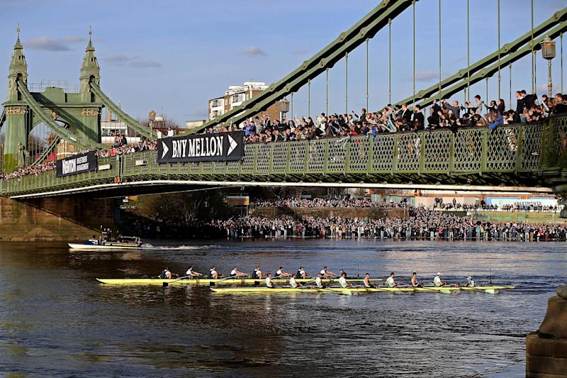Boat Race: The event will go ahead: (Ben Hoskins/Getty Images)