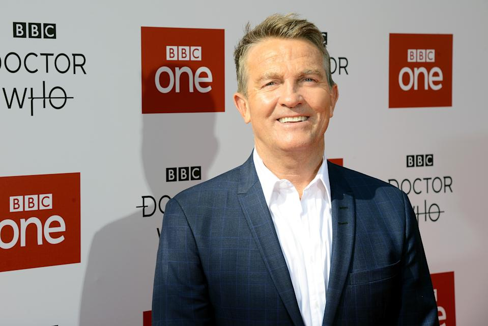 SHEFFIELD, ENGLAND - SEPTEMBER 24:  Bradley Walsh attends the Doctor Who Premiere Screening at The Light Cinema on September 24, 2018 in Sheffield, England.  (Photo by Dave J Hogan/Dave J Hogan/Getty Images)